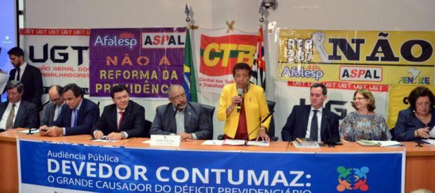 Alesp realiza audiência sobre a Reforma da Previdência
