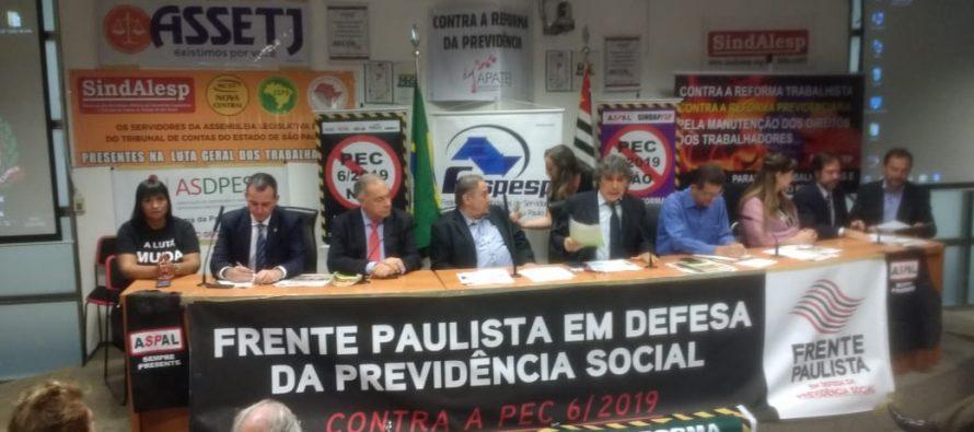 Audiência Pública contra a PEC 6/2019- Reforma da Previdência