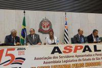 Veja como foi a Sessão Solene em homenagem aos 15° aniversário da ASPAL