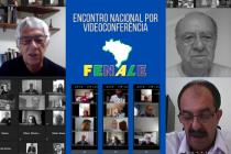 I ENCONTRO POR VIDEOCONFERÊNCIA DA FENALE